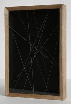 Lines in Space No.6 - Paule Vezelay
