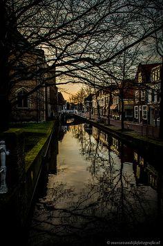 Delftse gracht, Delft, The Netherlands