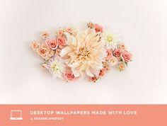 floral desktop downloads   designlovefest