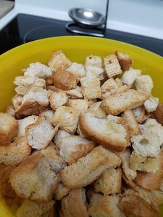 Gluten Free Croutons Anyone?