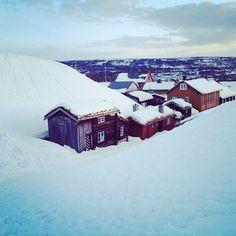 Fairytale #Røros : Gran/visitnorway