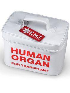 EMT Emergency Meal Transport Cooler (White)