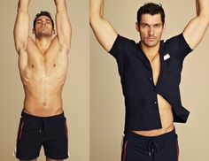 DolceDolce & Gabbana 20123, colección deportiva - DolceDolce & Gabbana S/S 2012;  & GS/S 2012; Menswear Gym Collection