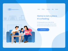 Home Insurance Landing Page