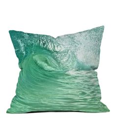 Take a look at this Within the Eye Throw Pillow on zulily today!