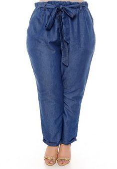 Vestido Plus Size Najara 40s Outfits, Over 40 Outfits, Plus Size Jeans, Harem Pants, Pajama Pants, Plus Size Looks, Vestidos Plus Size, Capri Pants, Pajamas