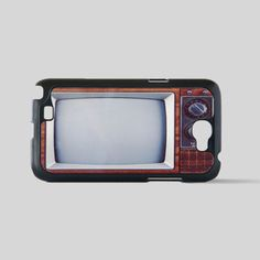 Note 2 Vintage Old Television, $20, now featured on Fab.