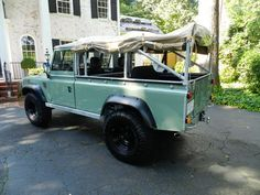 Find used 1967 Land Rover Defender 109 Series IIA in Atlanta, Georgia, United States