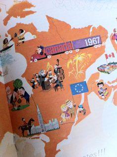 Canada, 1867-1967 guide. Centennial Commission (Canada)
