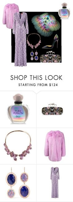 """""""Minaret of Taj Mahal"""" by pursue-happiness ❤ liked on Polyvore featuring Christian Dior, Alexander McQueen, Christian Louboutin, Pasquale Bruni, Gucci, Andrea Fohrman and Missoni"""
