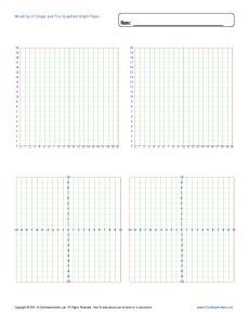 Math Grid Paper Template Unique This Donnayoung Site Has Some Great Templatesprintable For Math .