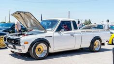 The Best King Cab #datsun620