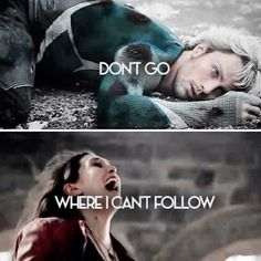 OH THE FEELS! :( Scarlet Witch and Quicksilver, makes me so sad :(