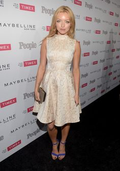 Francesca Eastwood Photos - Actress Francesca Eastwood attends PEOPLE's Ones To Watch Event on September 2015 in West Hollywood, California. - PEOPLE's Ones to Watch Event - Red Carpet Francesca Eastwood, Heroes Reborn, Red Carpet, Formal Dresses, Outfits, People, Lorraine, Beautiful, Fashion