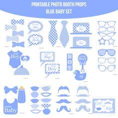 Résultats de recherche d'images pour «free printable baby shower photo booth»