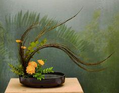 Ikebana International Chapter 121 Minneapolis/St Paul MN - 2013 Como Park Mum Show