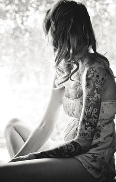 #tattoo with kitty cat