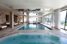 Notre spa Sothys  #relaischateaux #maranathahotels