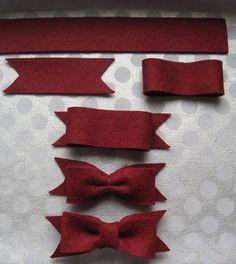 DIY ribbon.