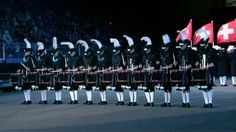 Top Secret Drum Corps Edinburgh Military Tattoo.  Incredible percussion performance.  These guys will blow you away!  So fun to watch. Fire and drums.  What more needs to be said?