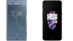 Sony Xperia XZ1 vs OnePlus 5 Subscribe! http://youtube.com/TechSpaceReview More http://TechSpaceReview.tumblr.com