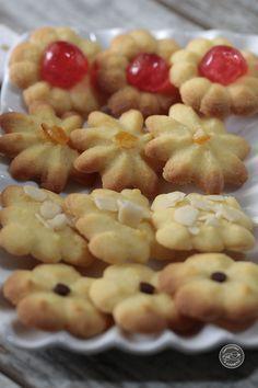 Biscotti di frolla montata perfetti per spara biscotti