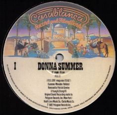 """Donna Summer - I Feel Love: buy 12"""", Unofficial at Discogs"""