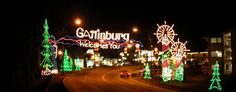 Prettiest Places to See during the Winter in Gatlinburg | Visit Gatlinburg, Tennessee