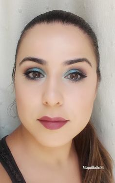Maquilladict@s: Look Deep Blue #maquillaje #makeup #makeuptutorial #eyemakeup