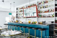Before and After: New York's Coolest New Gastro-Bar via @domainehome