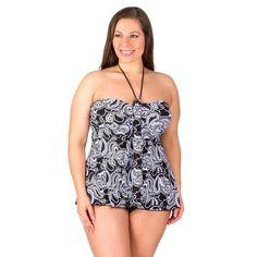 f8bb472644b 95 Best Plus Size Swim Separates, Mix & Match images   Plus size ...