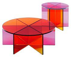 XXX, diseñada por Johanna Grawunde para para la firma Glas Italia.