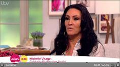 L Michelle Celebrity Big Brother, Lorraine, Celebrities, Michelle Visage, Celebs, Celebrity, Famous People
