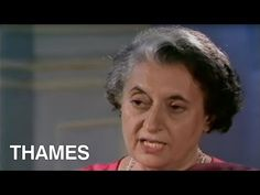 An interview with Indian Prime Minister Indira Gandhi. Gandhi is asked some rather uncomfortable questions by Thames Televisions Jonathan Dimbleby regar. Indira Gandhi, Hunter Gatherer, Tamil Movies, Anthropology, Genetics, Fun Facts, Tv Shows, Interview, Novels