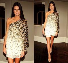 cheetah ombre