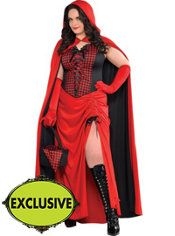 Womens Plus Size Princess Costumes - Adult Plus Size Storybook Costumes - Party City