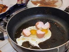 Pictures That Prove Some People Can't Cook