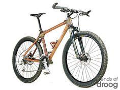 Bamboo MTB bike  by Criag Calfee