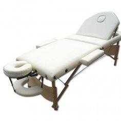 3 zone Massagetafel Klik And Go massagebank