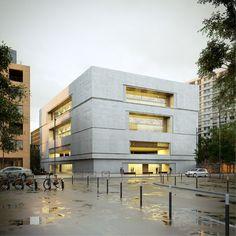 Fernandez & Serres . Offices . Nantes (1)