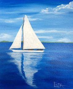 White Sails - signed up today! Can't wait, it's pretty!
