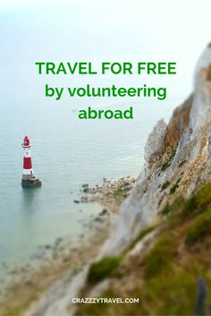 Have you always wanted to travel round the world, meet new awesome people, have fun, try yourself in another role, learn something completely new, and help somebody who is in need? Then you've found your perfect option – volunteering! Read more: http://crazzzytravel.com/gap-year/