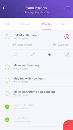 Wooke To Do List App