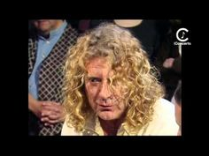 Jimmy Page & Robert Plant - Interview with Jools Holland (1998) -HD-