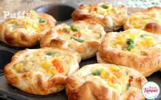 Easy Chicken Pot Pie Puffs | Page 2 of 2 | It Is a Keeper