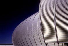 Rouen Concert Hall and Exhibition Complex Rouen, 1998-2001