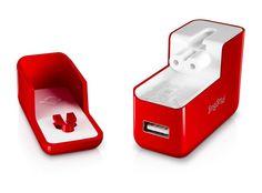애플 충전기에 USB단자를....^^