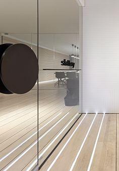 Inside Slattery's Melbourne Offices  8,611 sqft 2012 Australia, Melbourne