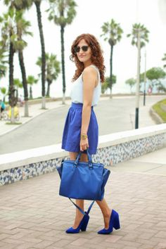 lamodadicta: blue mood
