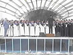 Coro Polifónico de Jotabeche, Semana Santa 1992, Coquimbo. Himno La Bata...